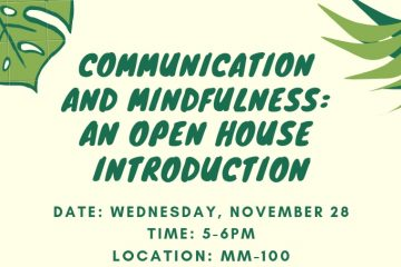 Communication and Mindfulness