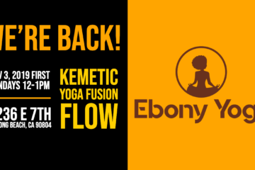 Kemetic Yoga Fusion Flow Nov. 3.