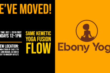 We're Back Kemetic Yoga Fusion Flow